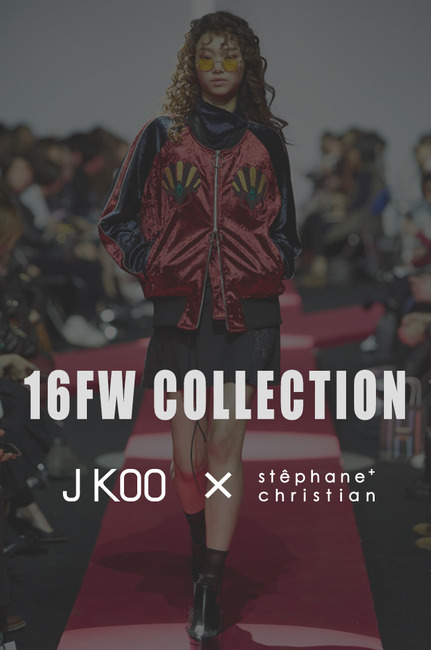 16 FW COLLECTION X JKOO